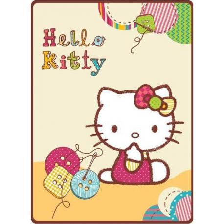 Licenčné dečka Hello Kitty - gombíky