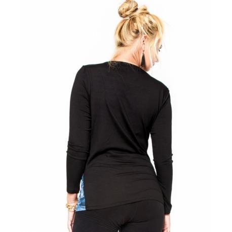 Tehotenské tričko / blúzka Be Maamaa - ZINA