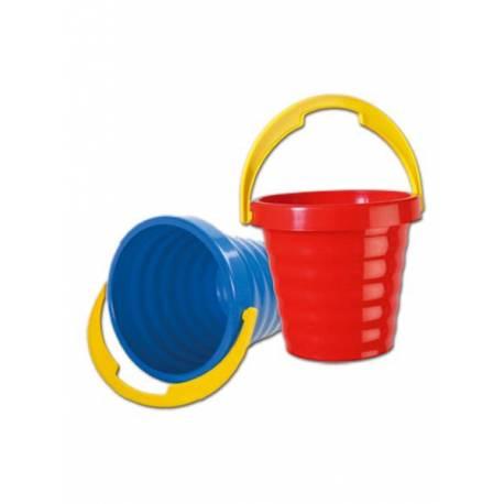 Plastový kyblíček - červený