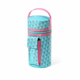 Baby ONO Ohrievač do auta 2v1 modro-ružový