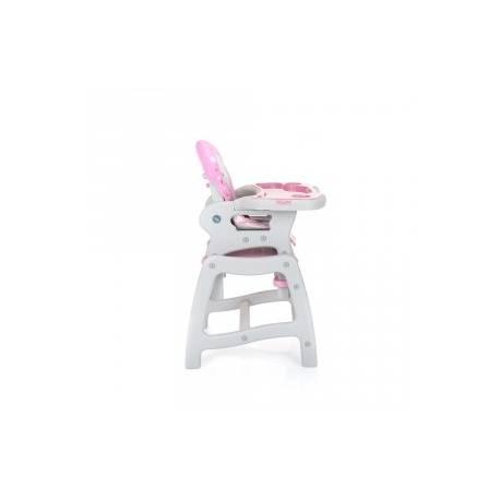 Jedálenský stolček Coto Baby STARS Šnek - hnedý