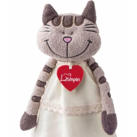 Plyšová hračka - Mačka Andželika v sukni