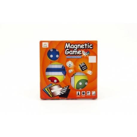 Magnetické Človeče, nehnevaj sa malé spoločenská hra v krabičke 13x13x1,5cm