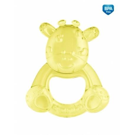 Hryzátko vodné Žirafka - žltá