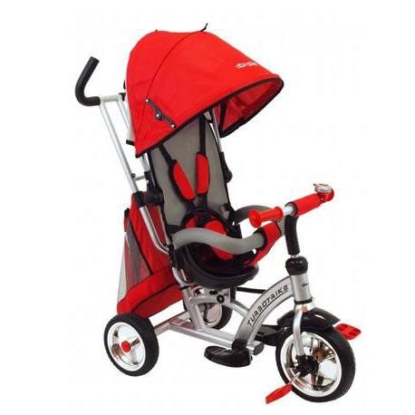 Detská trojkolka Turbo Trike 360 - červený