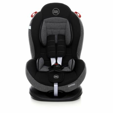 Autosedačka Coto Baby Swing 9-25kg. 2018 - Dark Grey Melange