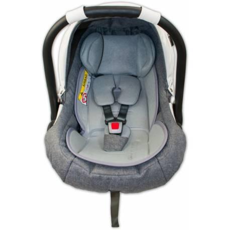 Autosedačka 0 -13kg Coto Baby APRILIA - ľan grey Eco