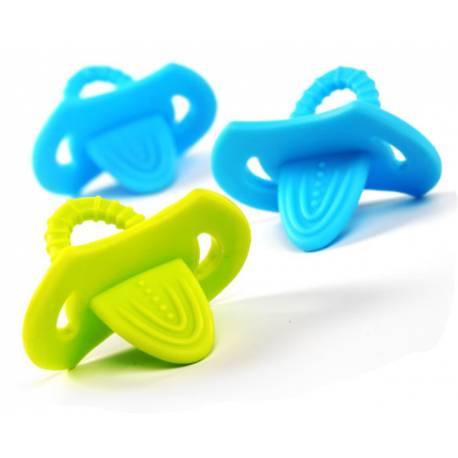 Sada elastických hryzátiek - &quotcumlík&quot