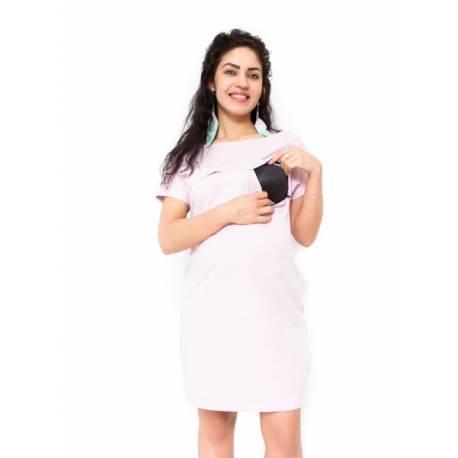 Tehotenské a dojčiace šaty Gizela