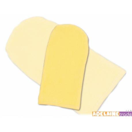 Žinka froté - krémová
