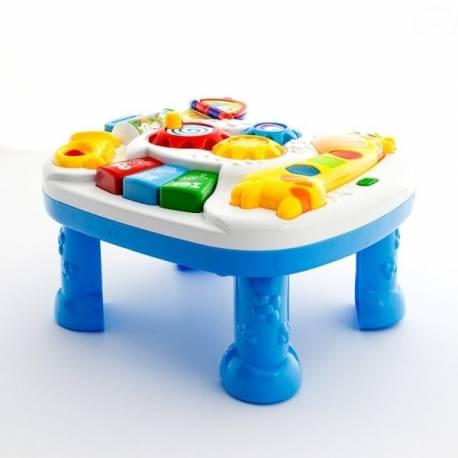 Detský hrajúci stolček - žirafka