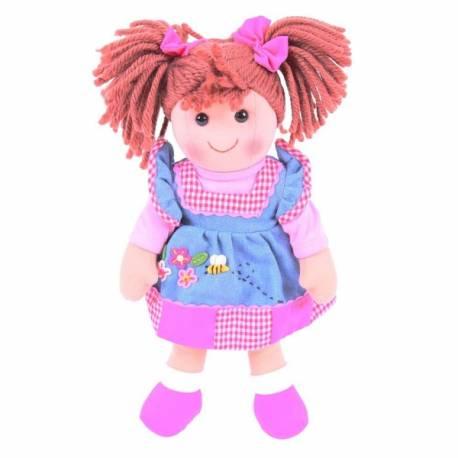 Látková bábika MARLENKA, 30cm