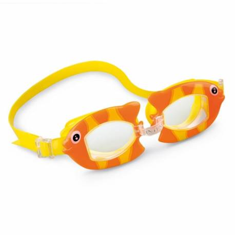 Okuliare do vody detské, 3 druhy