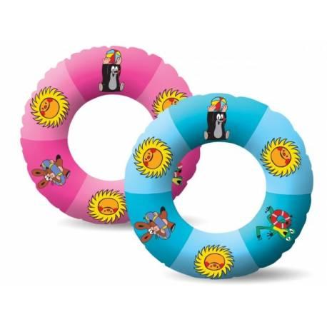 Kruh Krtko nafukovacie 50cm asst 2 farby v sáčku