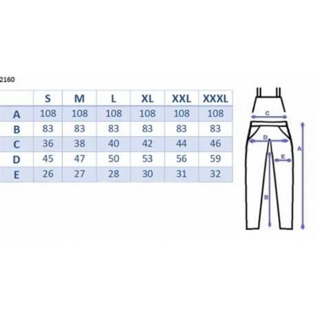 Tehotenské nohavice s trakmi - tmavý jeans