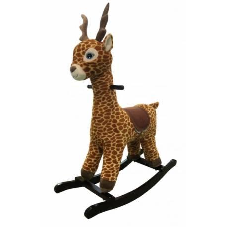 Hojdacia žirafka so zvukmi