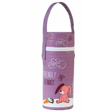 Termobox na dojčenskú fľašu - Zajačik