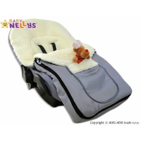 Multifunkčný fusak Vlna 4v1 Baby Nellys ® - ružový