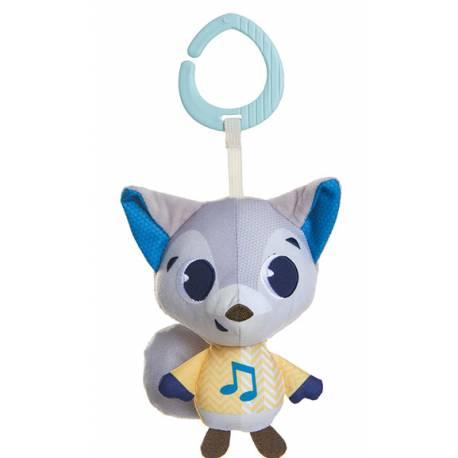 Závesná hračka s melódiou - Husky