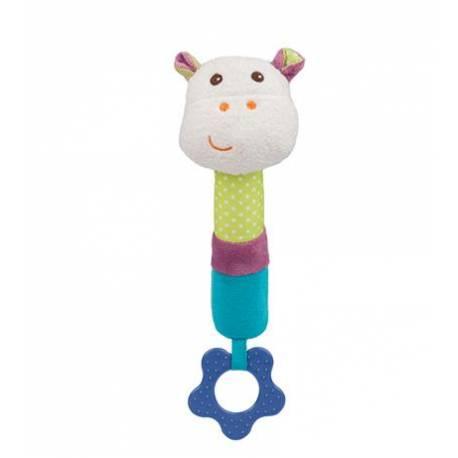 Edukačná hračka pískacia s hryzátkom - Mickey