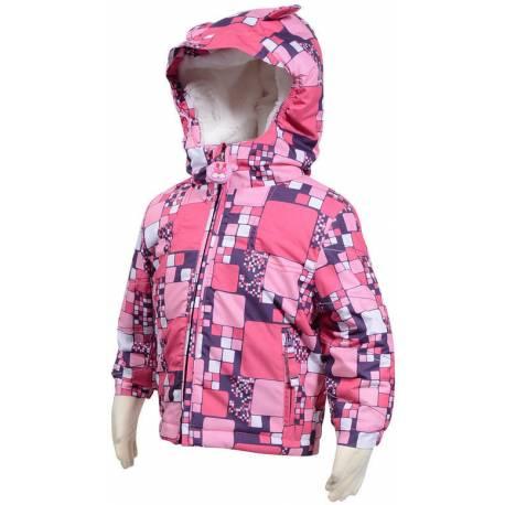 PiDiliDi Zimná dievčenská bunda veľ. 86