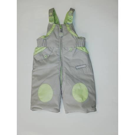 Coccodrillo zimné nohavice na traky veľ. 68