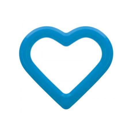 Vodne hryzátko Srdce - modré