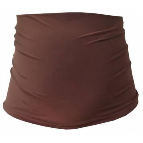 Tehotenský pás - hnedá