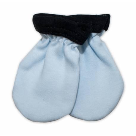 Dojčenske rukavičky - Little prince - modré,