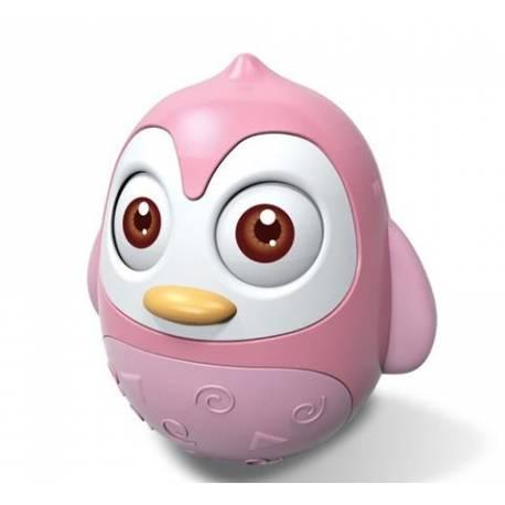 Roly Poly Tučniak - ružový