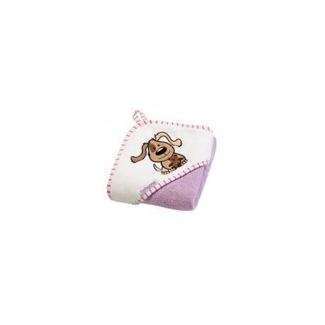 Luxusná froté osuška s kapucňou Baby Ono - Psík