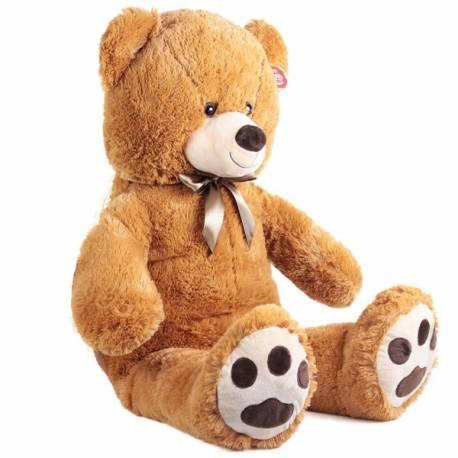 Plyšový medveď 100 cm, hnedý