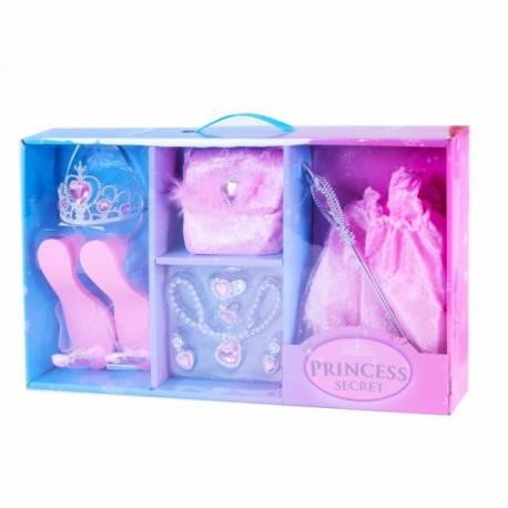 Sada princezná ružová 8 ks krabica
