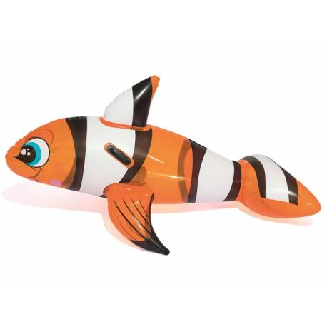 Nafukovacia ryba Nemo s držadlami