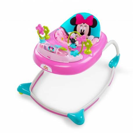 Chodítko Minnie Mouse PeekABoo 6m+