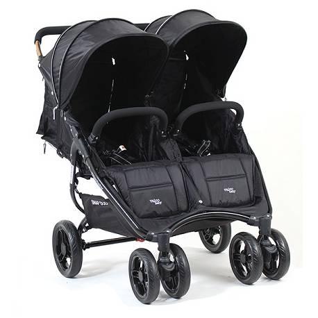 Kočík športový Valco Snap Duo Black čierna/čierna