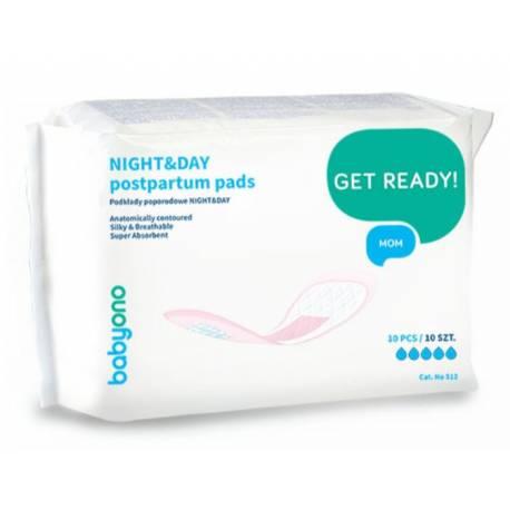 Vložky popôrodné Night&day