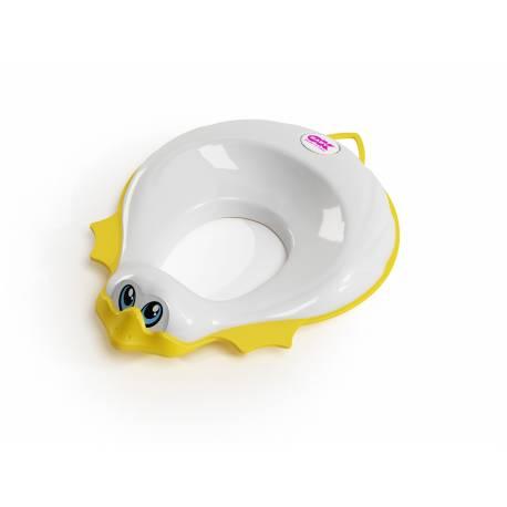 Redukcia na WC Ducka biela 68