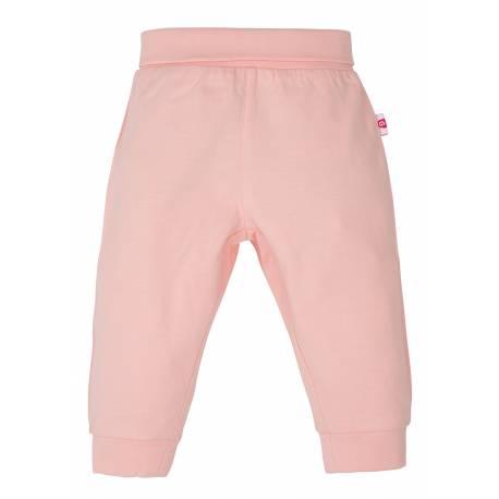 BASIC-kalhoty bez ťapek B růžová 068