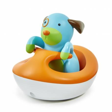 Zoo hračka do vody - Psík na vodnom skútri 12m+