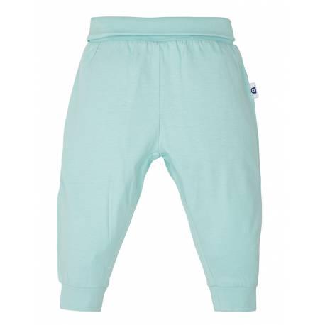 BASIC-kalhoty bez ťapek B modrá 062