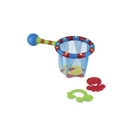 Sieťka do vody s hračkami 18m+
