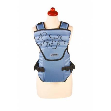 Nosítko Womar Zaffiro Sunny modré světlé