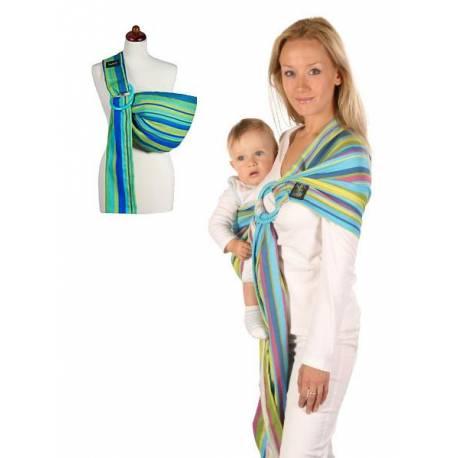 Šátek na nošení dětí Womar Hug Me