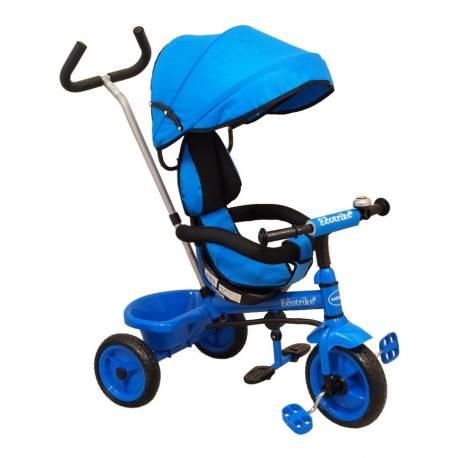 Dětská tříkolka Baby Mix Ecotrike blue