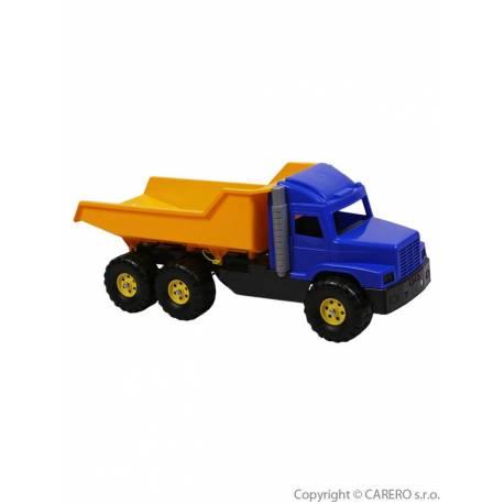 Hračka do písku - Náklaďák žluto-modrý