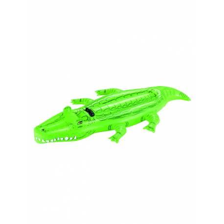 Dětský nafukovací krokodýl do vody Bestway