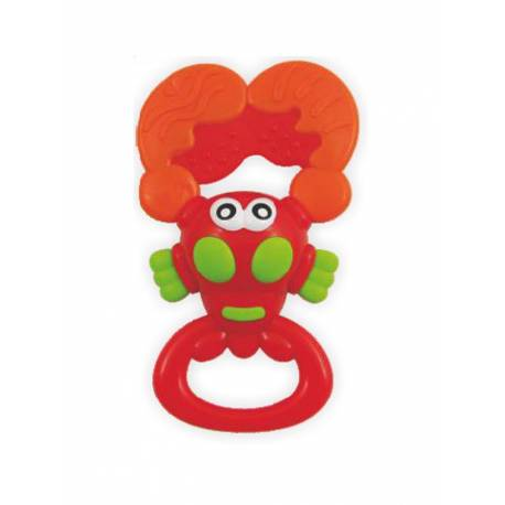 Dětské chrastítko Baby Mix krab