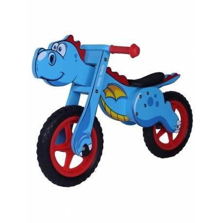 Dětské odrážedlo kolo Milly Mally DINO blue
