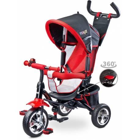 Dětská tříkolka Toyz Timmy red 2017